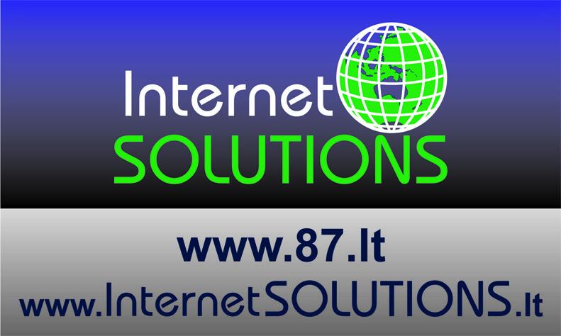 Interneto svetainių kūrimas www.87.lt