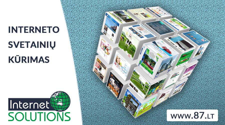 Jūsų įmonė dar neturi interneto svetainės? Juk ji – Jūsų įmonės vizitinė kortelė ir sėkmingos veiklos dalis. +370 610 49600